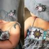 Motifli Bebek Elbisesi Modeli