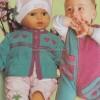 Bebek Hırkası ve Tulumu Yapılışı