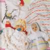 Yuvarlak Motifli Bebek Battaniyesi Yapılışı