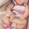 Beyaz Bebek Elbisesi Yapılışı