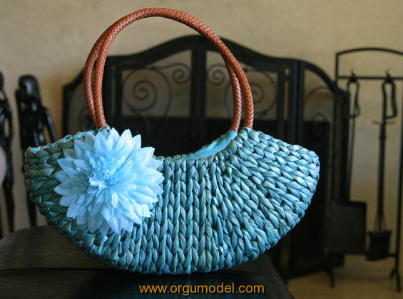 yazlık bayan çanta