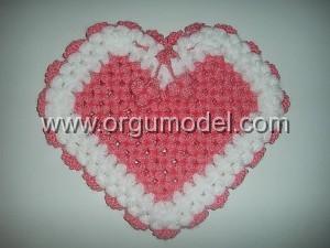 Kalp Şeklinde Lif Modeli