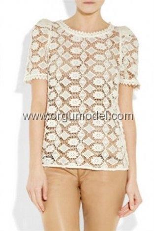dantel-bluz-modeli