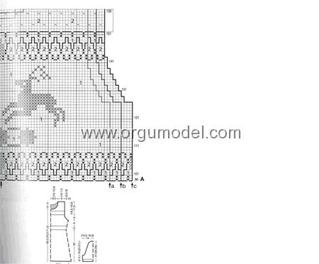 örgü-tunik-şeması