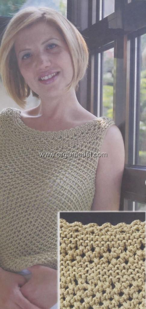 bluz yapımı