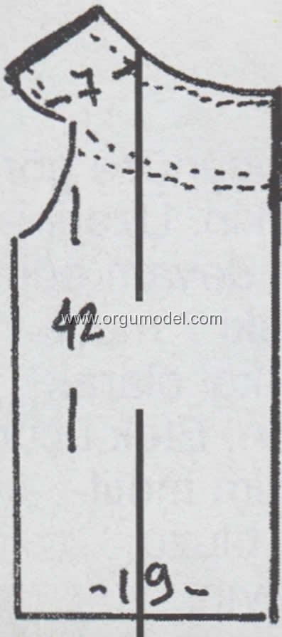 bluz yapımı modeli