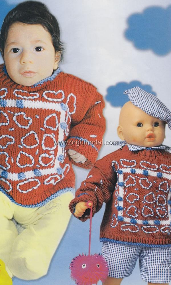 bebek kazak