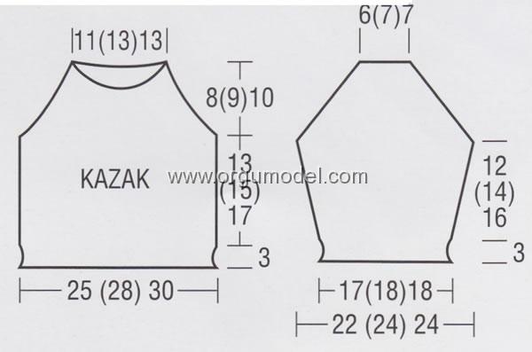 kazak şema