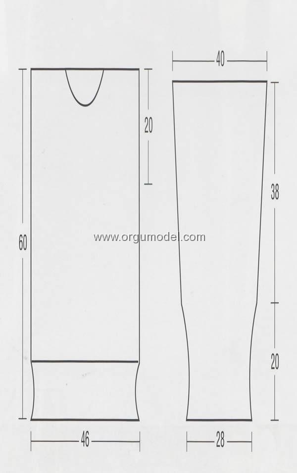 balıkcı kazak şema
