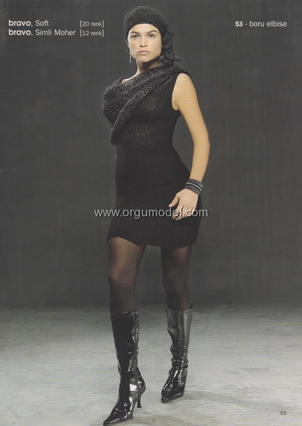 Boru Elbise