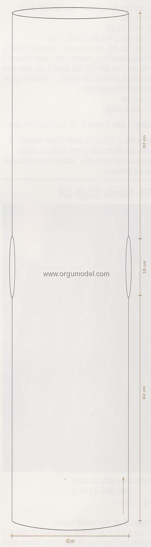 Boru Tunik Şeması